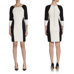 Plenty by Tracy Reese | White/Black Erika Dress